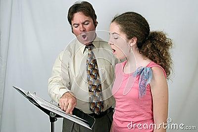 Voice Lesson Ohhhh Sound