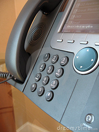 Free VOIP Phone Stock Images - 766134