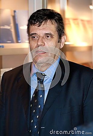 Vojislav Kostunica, Serbian politician Editorial Stock Photo