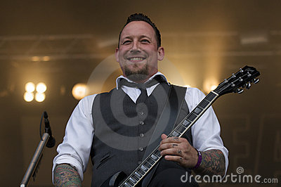 Volbeat Editorial Photography