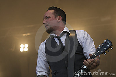 Volbeat Editorial Photo