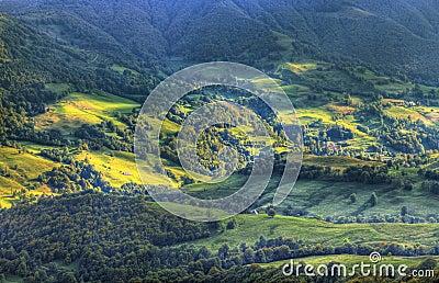 Volcanic Valley