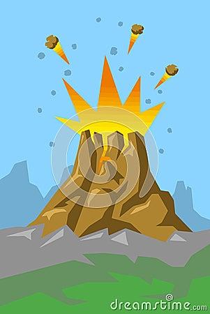Volcano 01