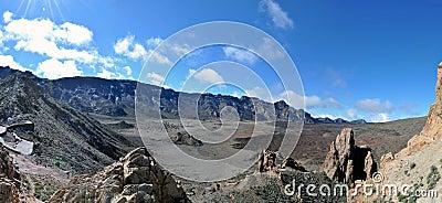 Volcano Caldera