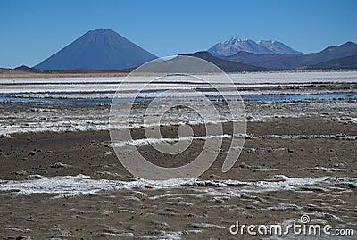 Volcano El Misti