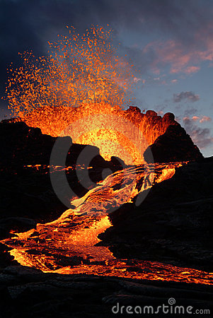 Free Volcano Eruption Stock Photos - 3205803