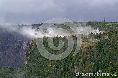 Volcano in Hawaii