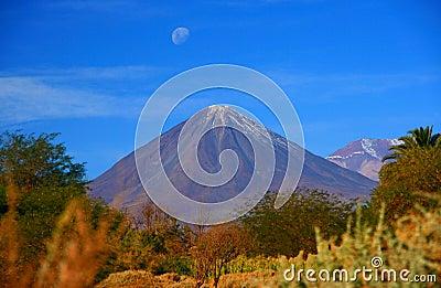 Volcano Licancabur, San Pedro De Atacama - Chile