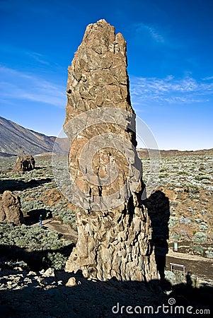 Volcano rock