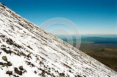 Volcano Slope