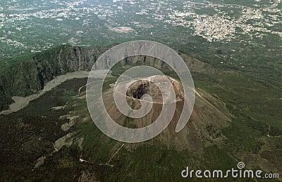 Volcano vesuvios