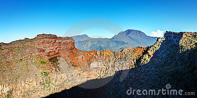 Volcán del DES Neiges del Piton