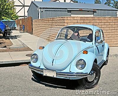 Volkswagen Redaktionell Arkivbild