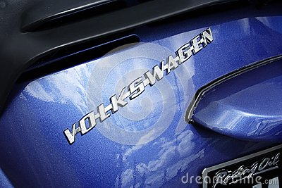 Volkswagen Editorial Image