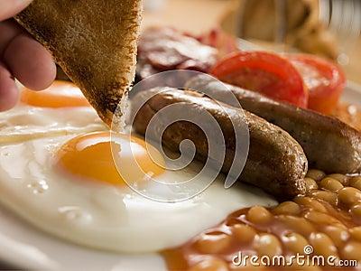 Volledig Engels Ontbijt