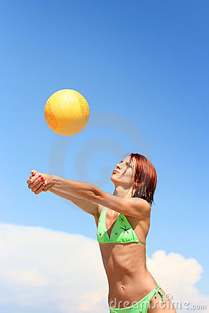 Free Volley-ball Stock Photo - 5676050