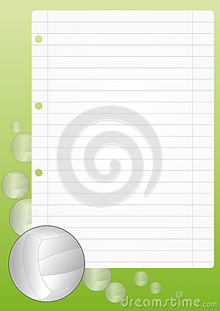 Volley sheet
