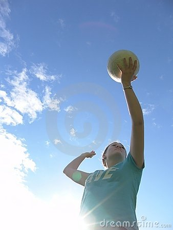 Free Volleyball Stock Photo - 10230
