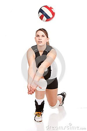 Free Volleyball Royalty Free Stock Images - 27770809