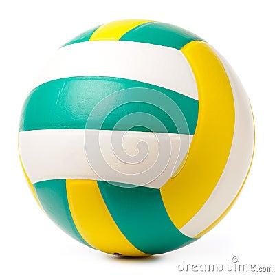 Free Volleyball Ball Stock Photo - 14019020