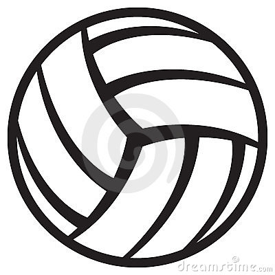Free Volleyball Ball Stock Image - 23748171