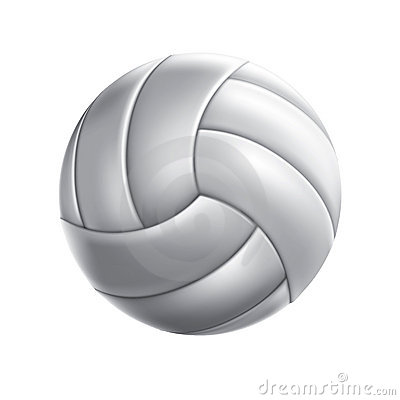 Free Volleyball Ball Set 1 Stock Photography - 17159652