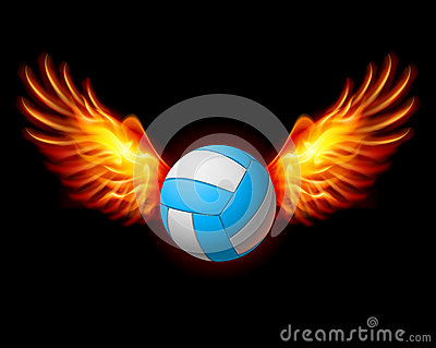 Volleyball Emblem