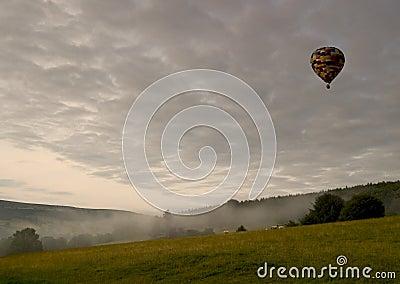 Volo di alba