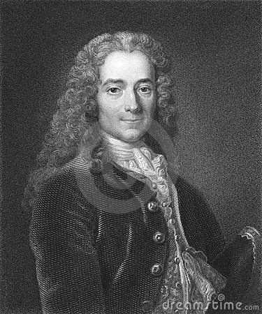 Voltaire Editorial Image