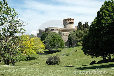 Volterra της Ιταλίας κάστρων