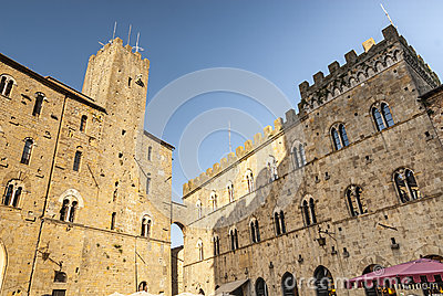 Volterra (Pisa) - Historic buildings