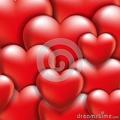 Volume hearts