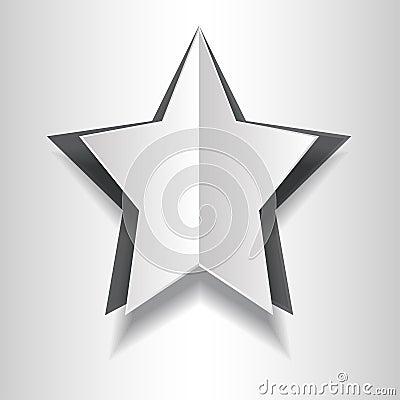 Volume paper star