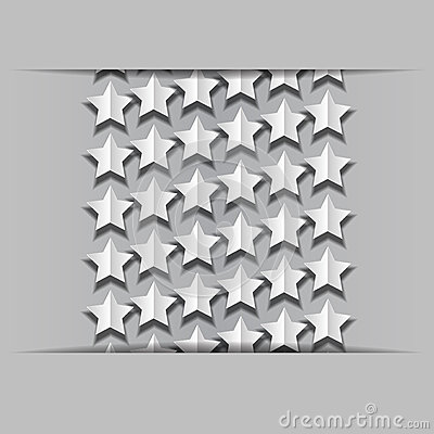 Volume paper stars