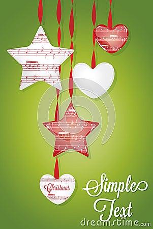 Volume stars heart musical