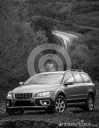 A Volvo Crossover