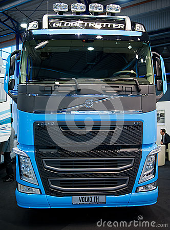 Volvo FH Truck Editorial Stock Photo