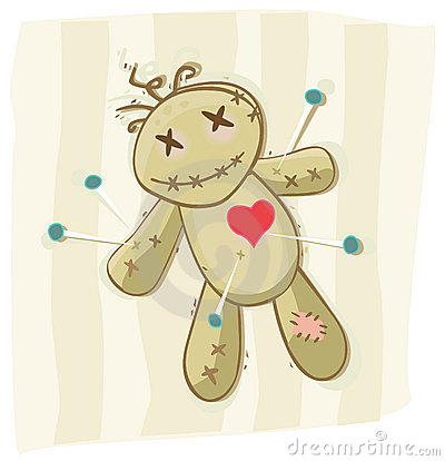 Free Voodoo Doll Stock Photo - 10896190