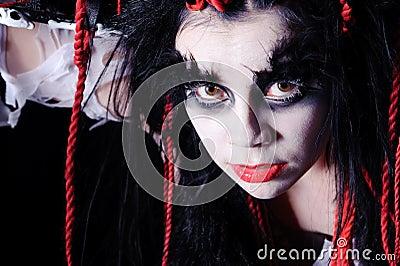 Voodoo shaman