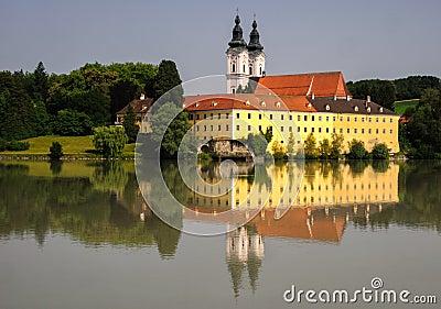 Vornbach abbey