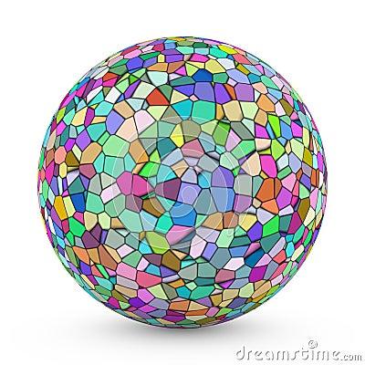 Voronoi sphere