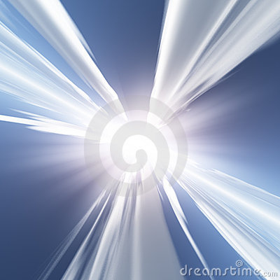 Vortex Speed Flare Background