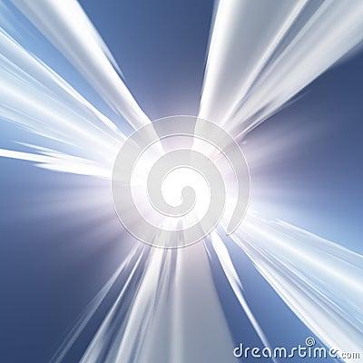 Vortex Speed Flare Background