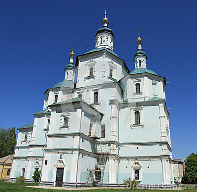 Voskresensky church