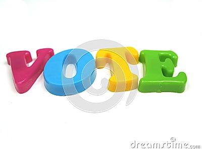 Vote !