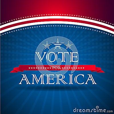 Vote for America