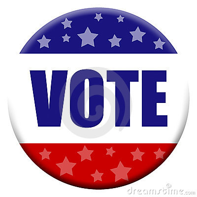Free Vote Button Stock Photos - 11836923