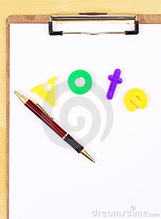 Vote On Clipboard