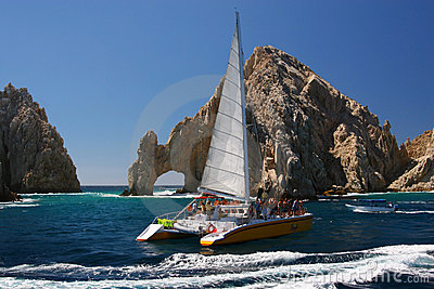 Voûte de Cabo San Lucas