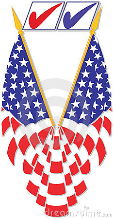 Vote Flag